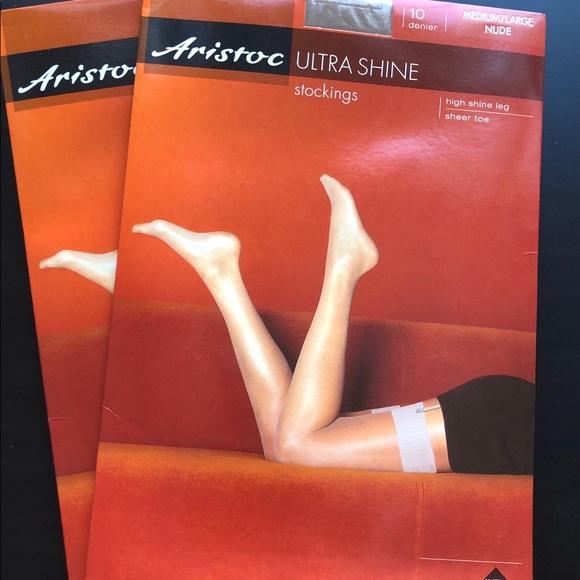 620496ce8 Aristoc Accessories   10 Denier Stockings Ultra Shine   Poshmark